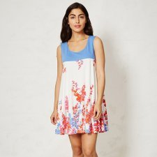 Singlet dress Florinda in bamboo