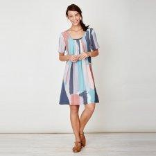 Pintura tencel and bamboo summer dress