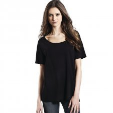 Women's Tencel© blend oversized t-shirt