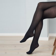 Woman tights Ink Blue in EVO Living Crafts
