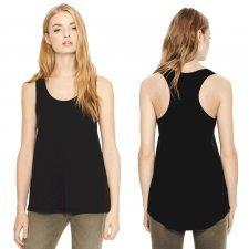Women's bamboo racerback vest