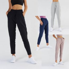 Women's Jogging Pants in Organic Cotton and Tencel