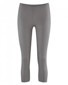 7/8 leggings for women in hemp and organic cotton