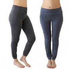 Yoga pants Schlichten in organic cotton