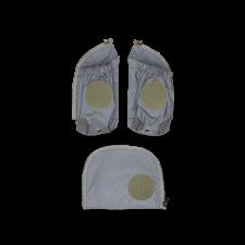 ZIP set tasche laterali catarifrangenti per zaini Cubo e Pack di Ergobag