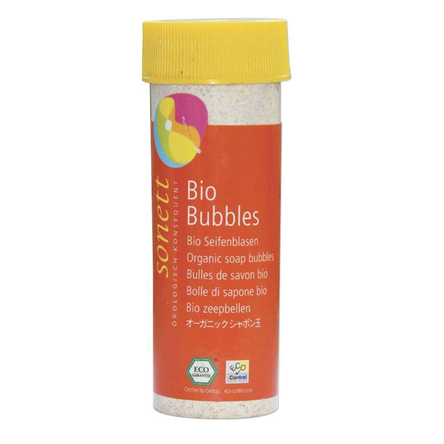 Organic Soap bubbles