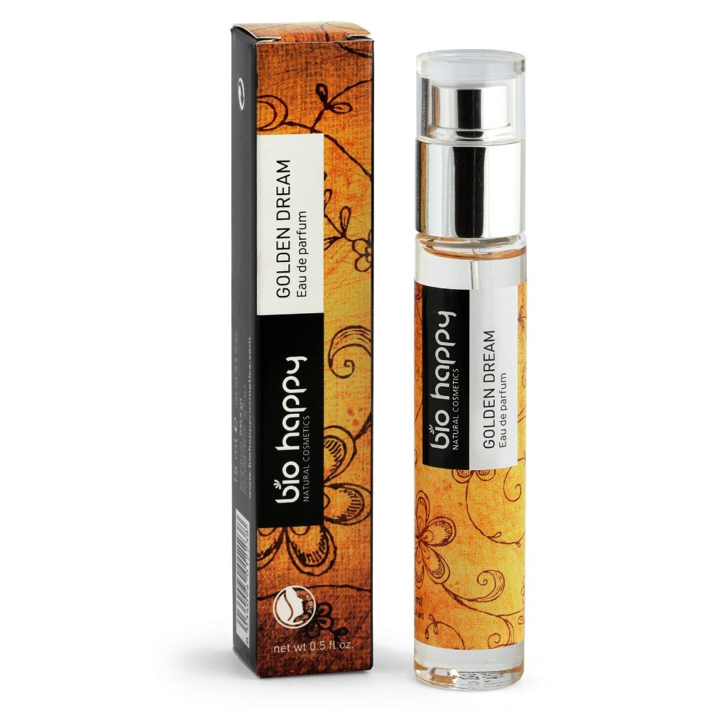 Eau de Parfum Golden Dream di BioHappy