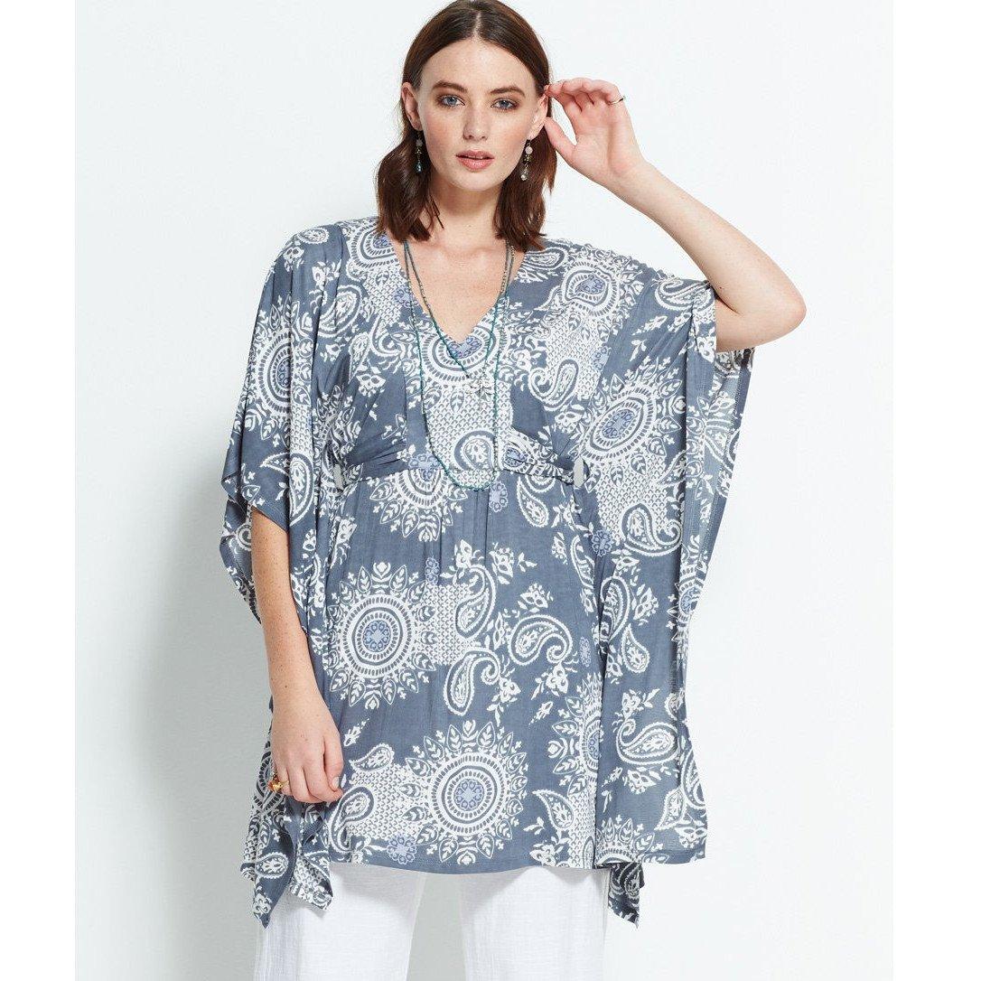 Tunica a Kimono