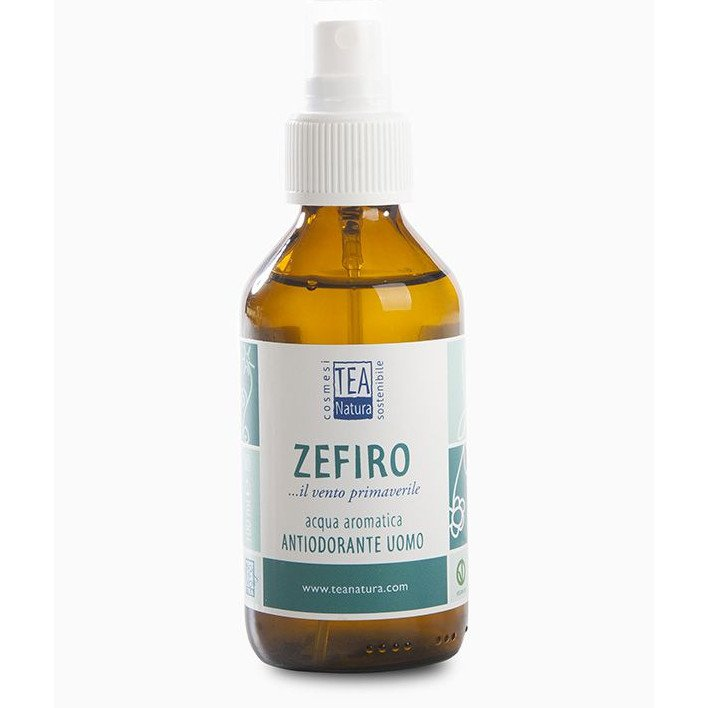 Acqua aromatica antiodorante uomo Zefiro
