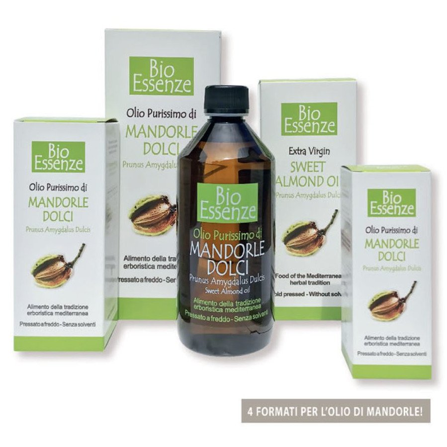 Almond oil BioEssenze
