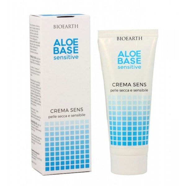 AloeBase Sensitive Crema Sens Pelli sensibili