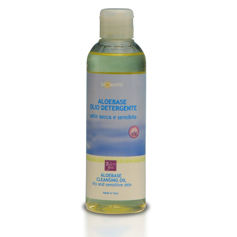 AloeBase Sensitive Olio Detergente Pelle sensibile