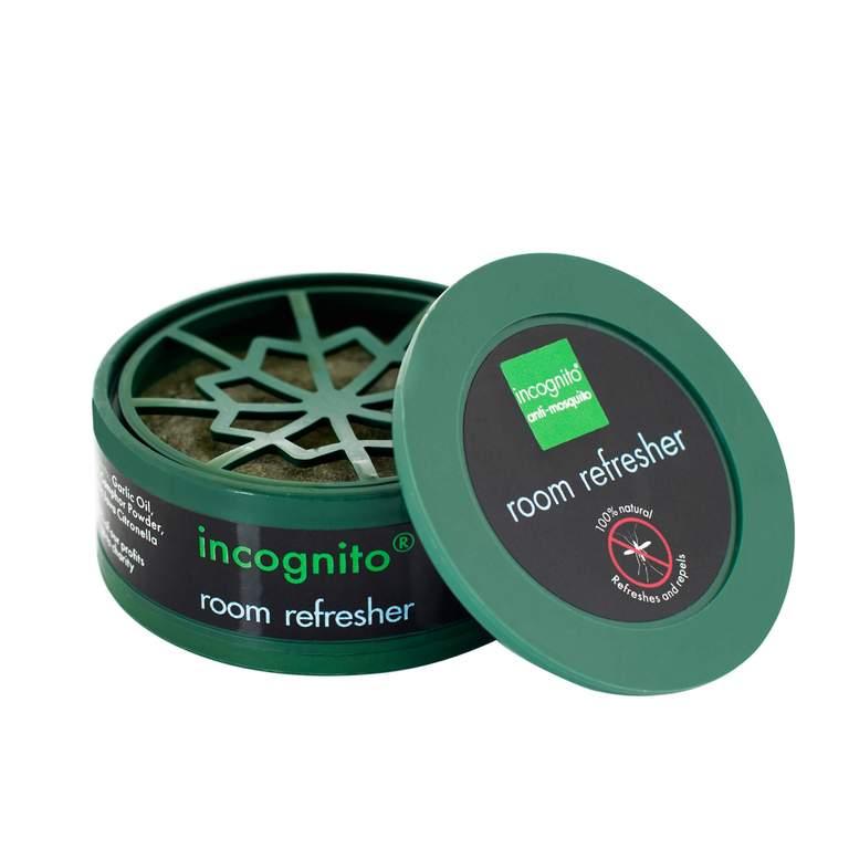 Antizanzare Incognito® - Deodorante per ambiente