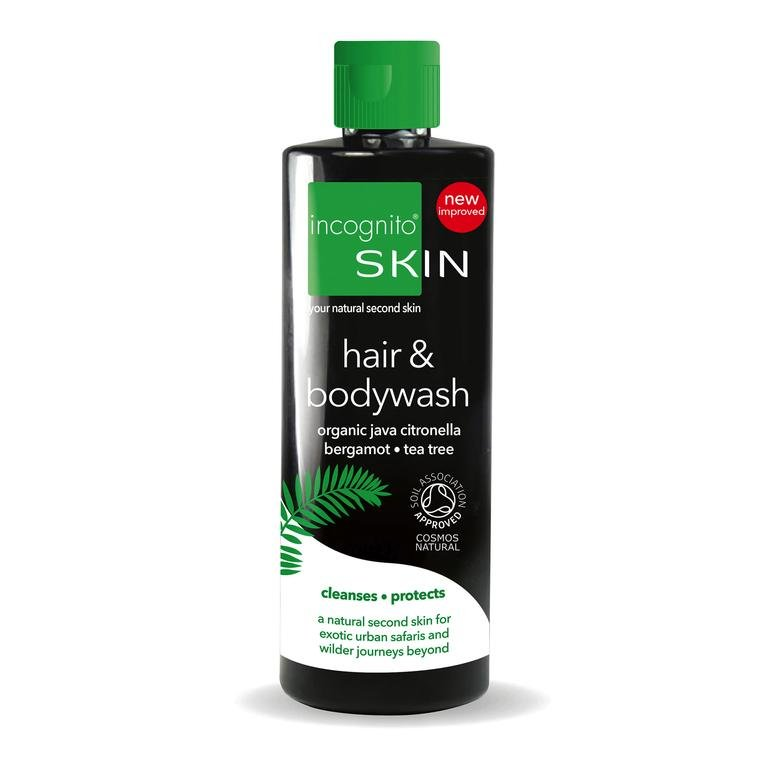 Antizanzare Incognito® - Doccia & shampoo BioVegan