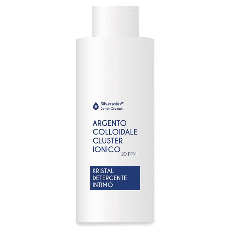 Detergente intimo all'Argento Colloidale