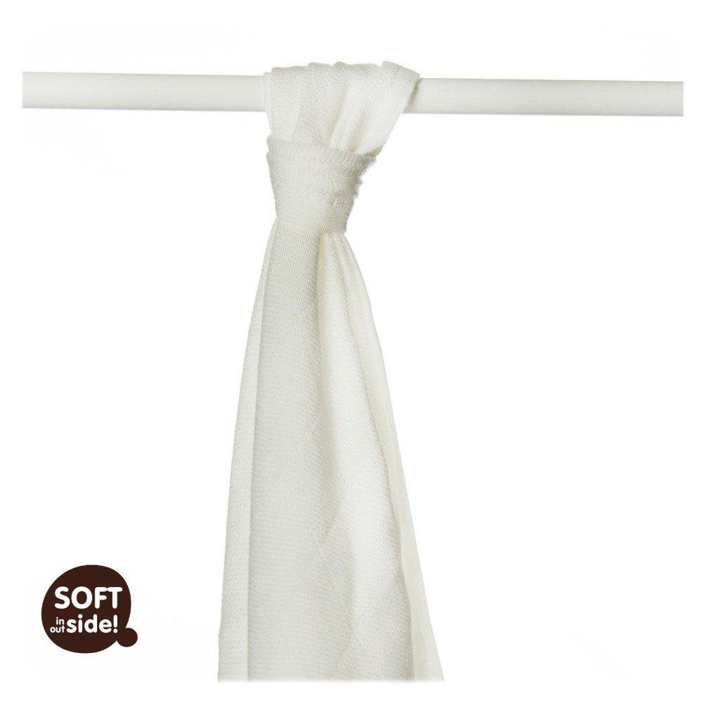Asciugamano in bamboo Bianco