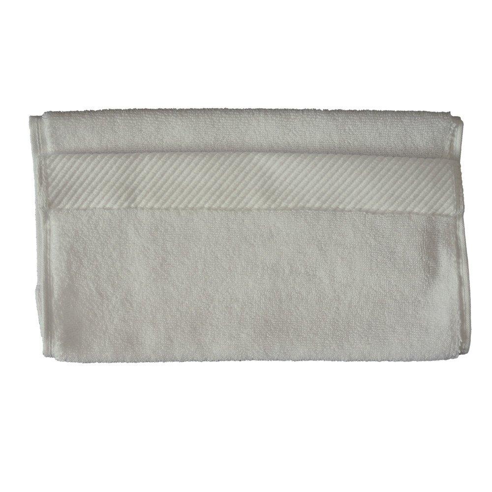 Asciugamano in spugna di cotone biologico 30x50cm