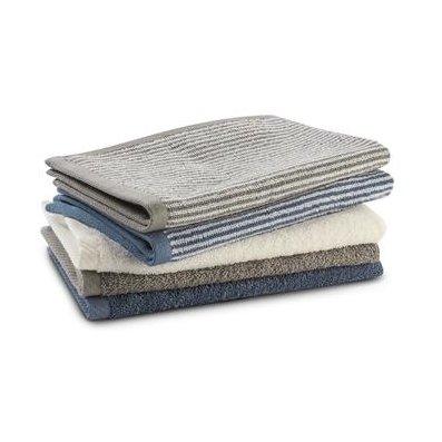 Asciugamano ospite in cotone bio Living Crafts
