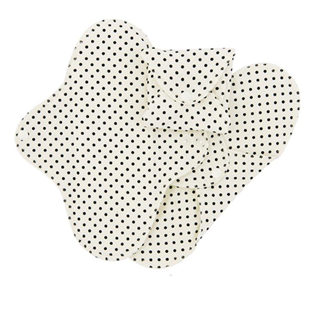 Assorbenti Sottili lavabili cotone biologico 3 pz