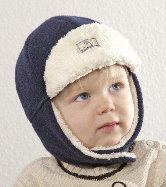 Aviator baby hat Fynn