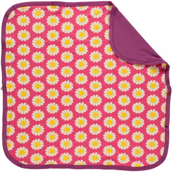 Blanket Daisy in organic cotton