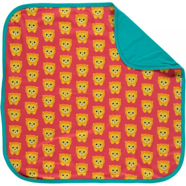 Blanket Lions in organic cotton