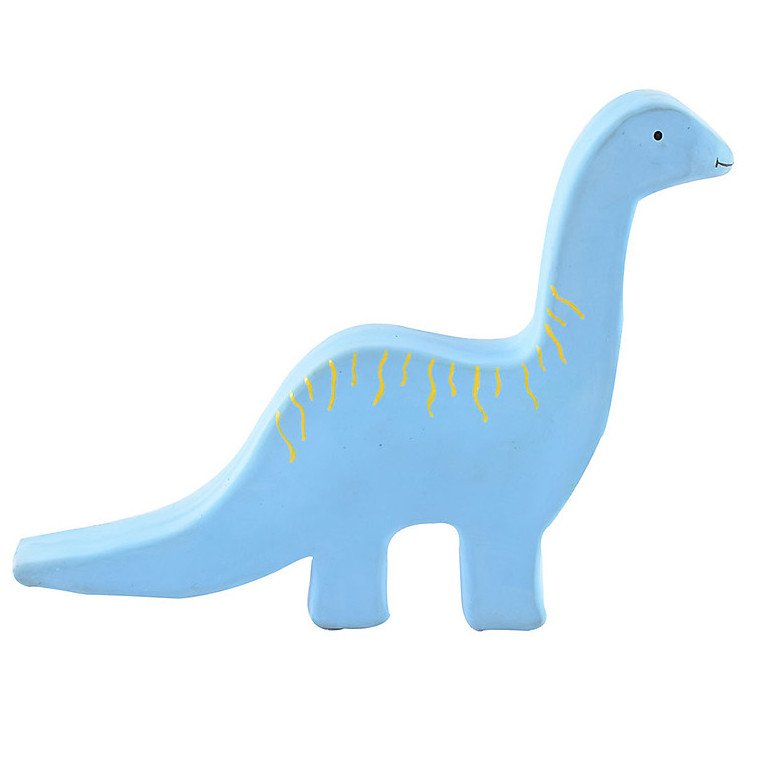 Baby Dinos in caucciù naturale Brachiosauro
