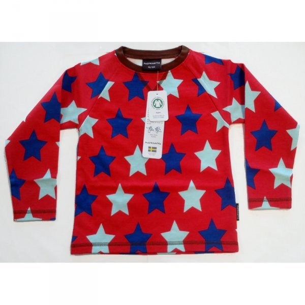 Shirt Stars in organic cotton
