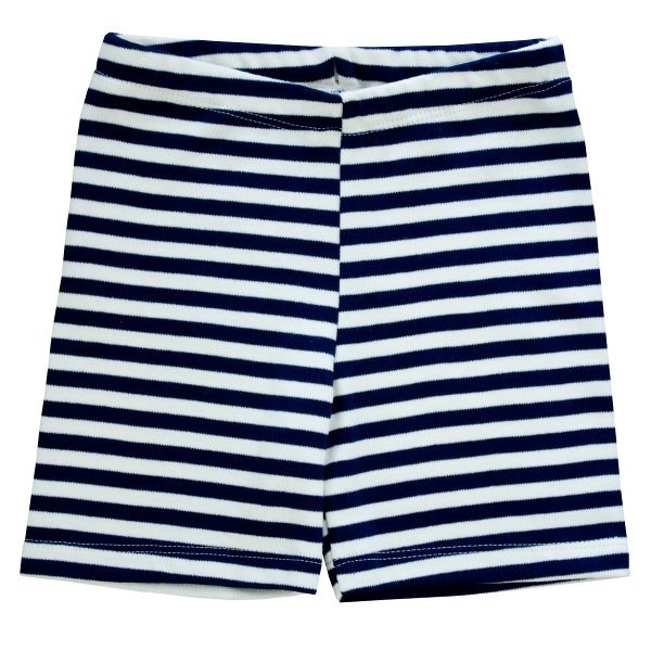 Baby shorts in organic cotton