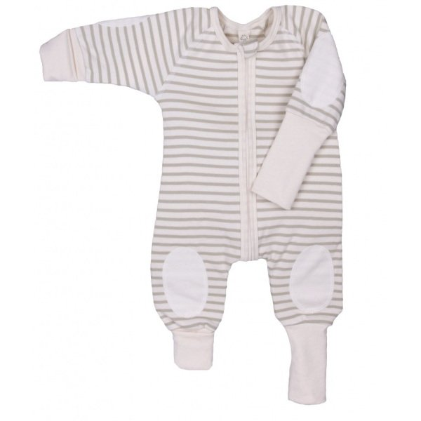 Overall Comfy W-free™ Interlock GOTS in organic cotton