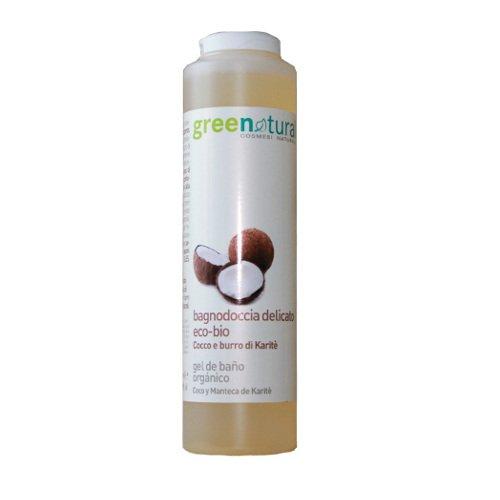Bagnodoccia delicato eco-bio Cocco e burro di Karitè - 250ml