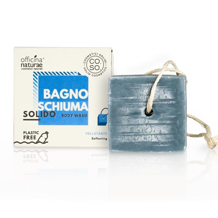 Bagnoschiuma Solido Vellutante CO.SO.