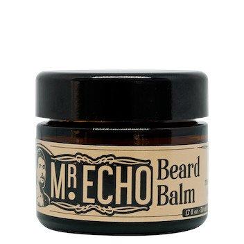 Balsamo per Barba e Baffi emolliente e protettivo Mr.Echo