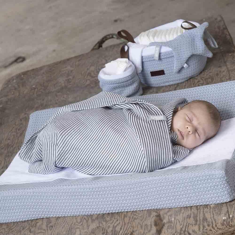 moda dettagliare la vendita di scarpe Telo per fasciare neonato in bamboo biologico - Bamboom