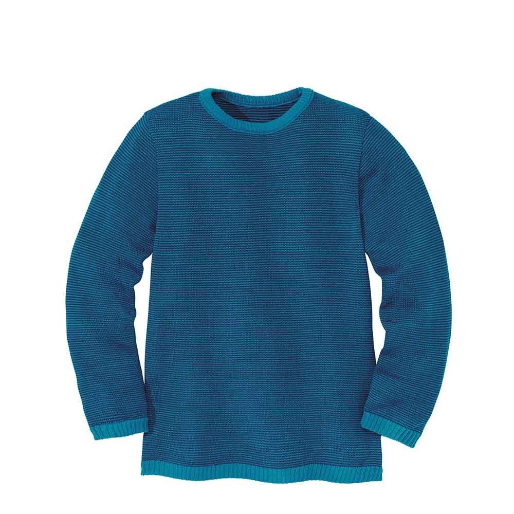 d7f204e25 Basic jumper disana in organic merino wool - Disana