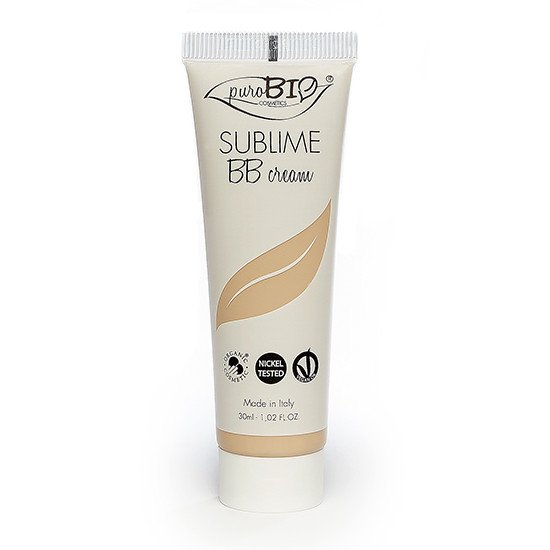 BB Cream Sublime Bio VEGAN puroBIO