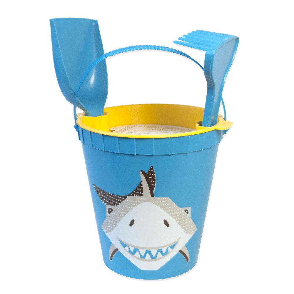 Beach kit Shark in Algoblend®