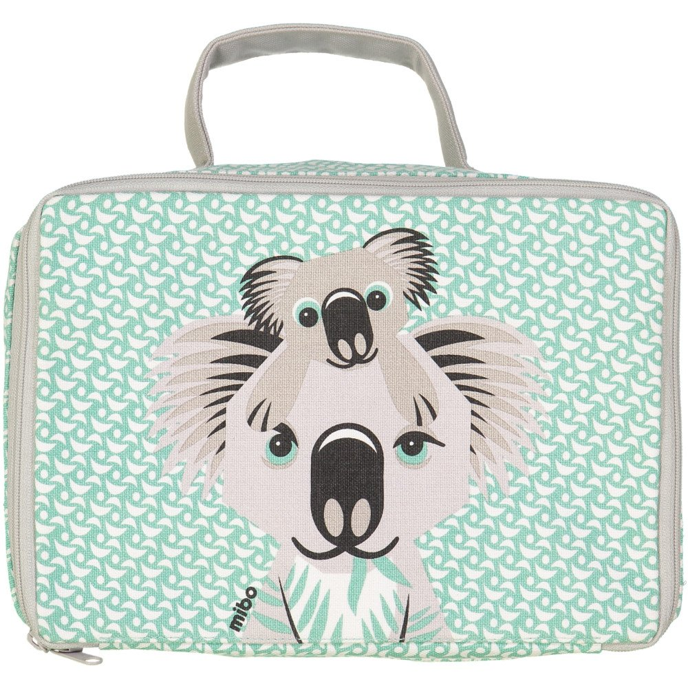 Beauty case Borsetta Koala in cotone biologico
