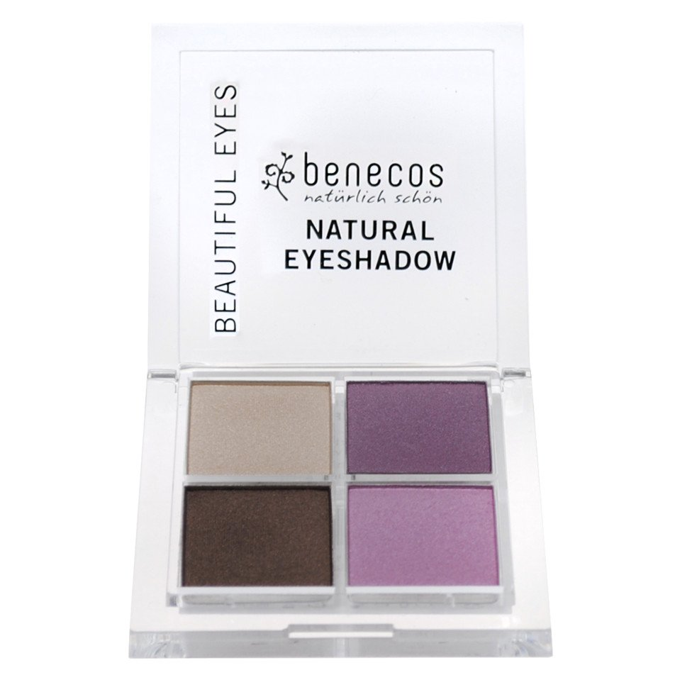 Ombretti vegan Natural 4 Beautiful Eyes Benecos