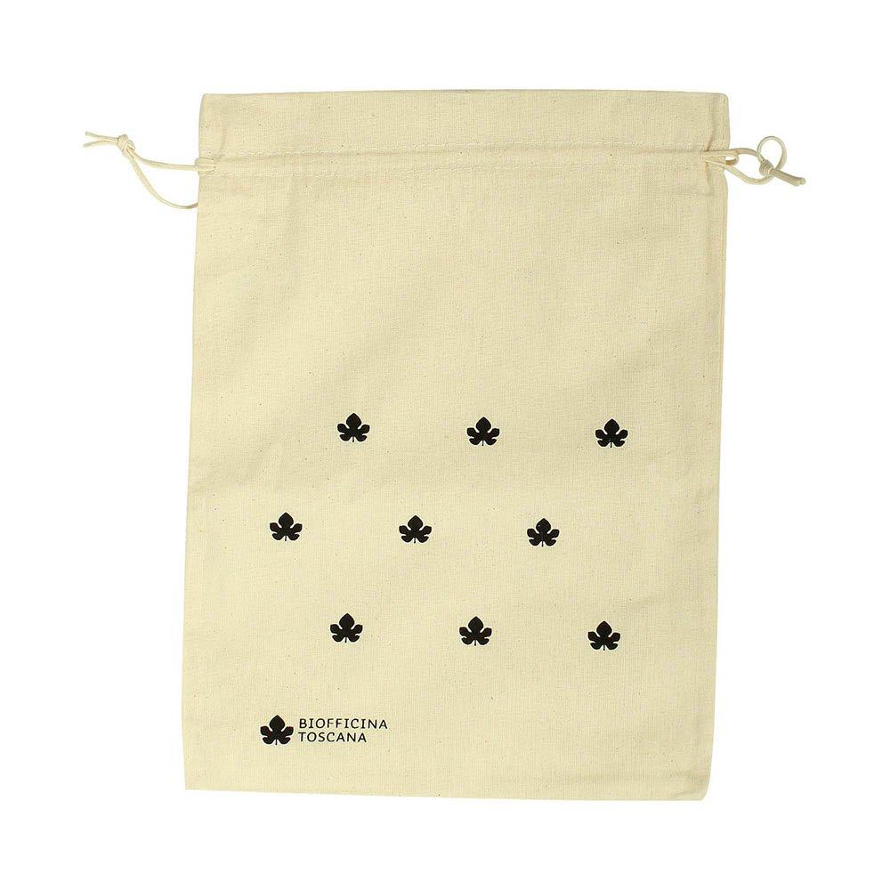 Big Cotton cosmetic bag black