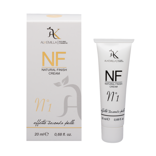 BB Cream NF Cream 01 BioVegan - Alkemilla