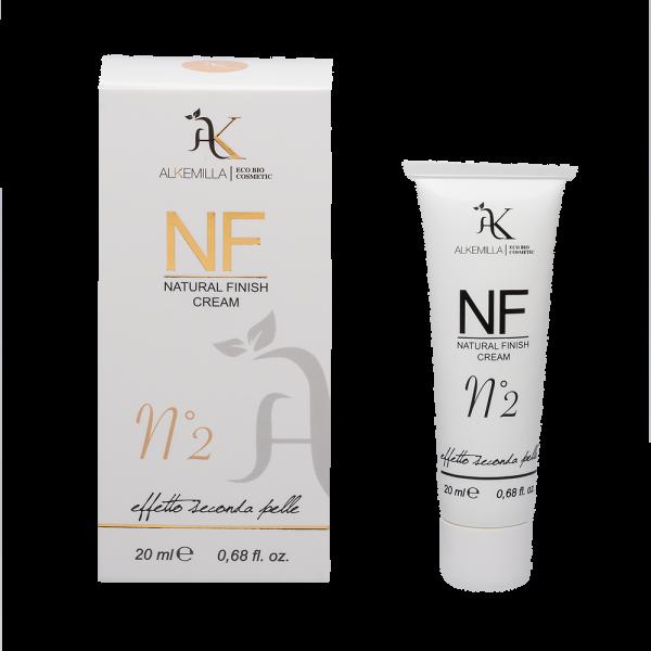 BB Cream NF Cream 02 BioVegan - Alkemilla