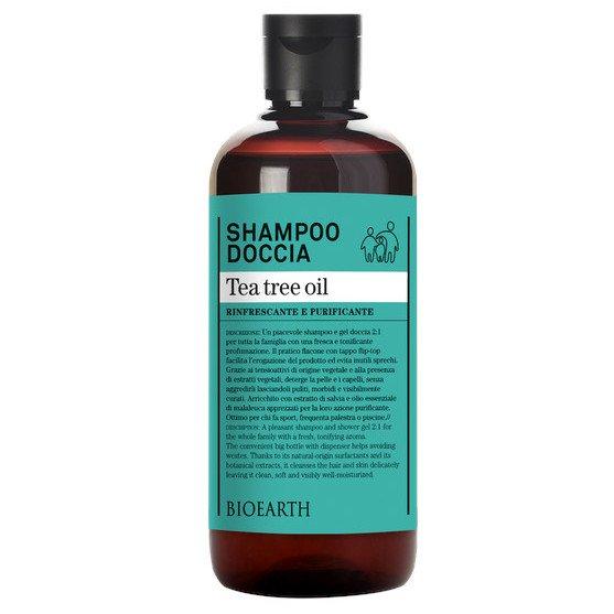 Bioearth Family - Shampoo doccia Tea Tree Oil