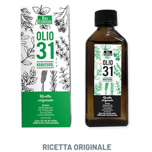 Olio 31 Bioessenze
