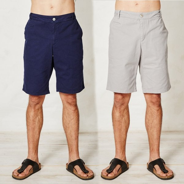 PIERRE ORGANIC COTTON Shorts