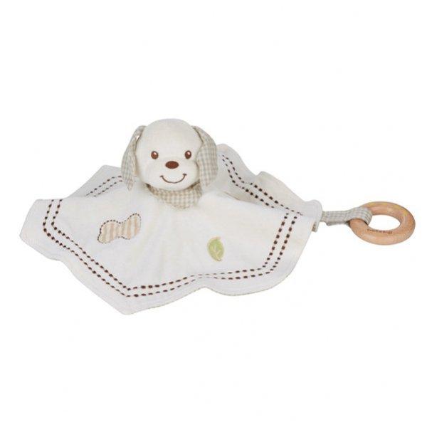Doggie blankie in organic cotton