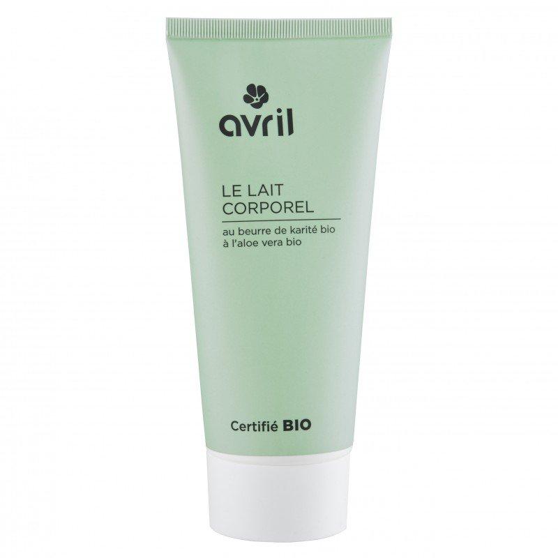 Body lotion organic Avril
