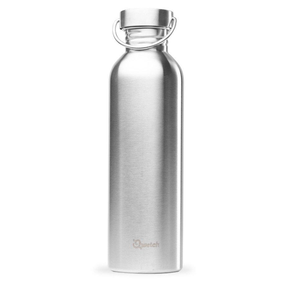 Borraccia Qwetch in acciaio inox 1 litro