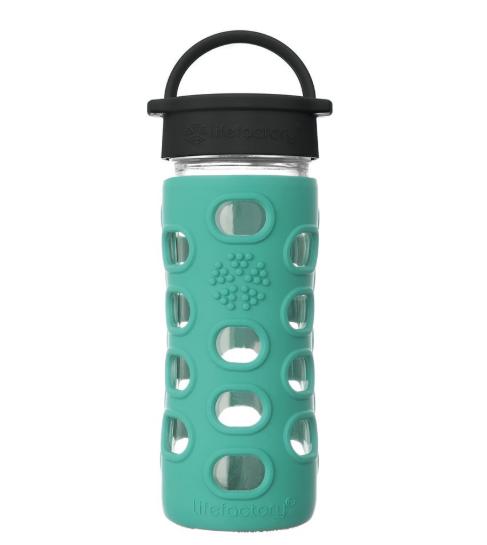 Lifefactory - Bottiglia in vetro Classic Cap 350 ml