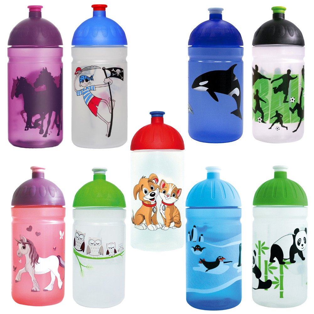 Eco bottle ISYbe 0.5l